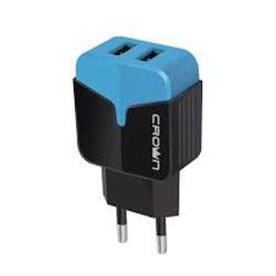 Crown Micro travel charger CMWC-3042-B Crown Micro