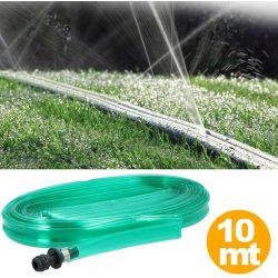 Flat micro-perforated irrigation hose 10m Kinzo ED9022
