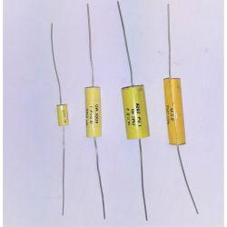 Condensatore policarbonato antinduttivo 1000 pF 630V 5% - confezione 5 pezzi NOS101032