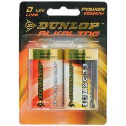 Batterie D/LR20  Dunlop - Confezione 2 pezzi ED9072