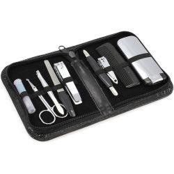 Kit manicure portatile da viaggio 9 pezzi ED9098