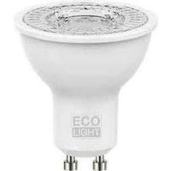 4W GU10 LED spotlight with 350 lumen EcoLight warm light N163