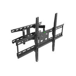 Supporto a muro per TV LED LCD 30-70'' full-motion braccio doppio STAND403