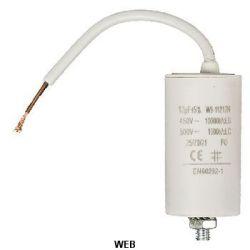 Condensatore 12.0uf / 450 V + cavo ND2855