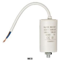 Condensatore 16.0uf / 450 V + cavo ND2860
