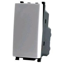Diverter 16AX 250V White compatible Vimar EL2004
