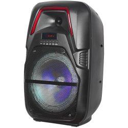 "Cassa acustica 8"" Batteria Luce LED Bluetooth/SD/USB/Radio LiGE-X11 LIGE-X11"