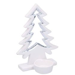 Portacandela albero di Natale Christmas Gifts ED2230