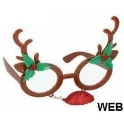 Occhiali travestimento natalizio renna Christmas Gifts ED3187