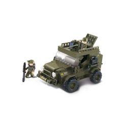 Costruzioni serie Army  Suv Sluban ND6046