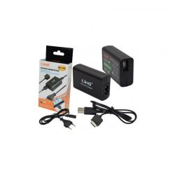 Alimentatore compatibile per console PS Vita LinQ WB310