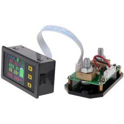 Capacity counter with display for 12V 24V 48V batteries WB352