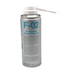 F-02 Spray rimuovi flussante 200 ml DUE-CI H101