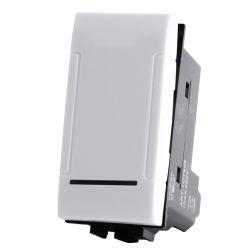 Living International compatible single-pole switch EL2128
