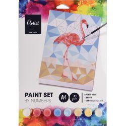 Kit per pittura 10pz KP3994