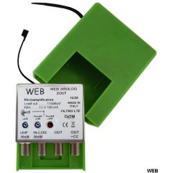 Web3 / Rulog 2 OUT pole micro-amplifier MT770