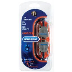 Cavo VGA Maschio 5m Blu ND8093