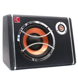 """10 """"- 120W powered car subwoofer CT10SUB"""