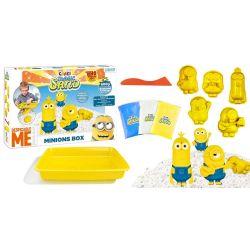 Magic Sand Box Minions sand and molds kit ED3364