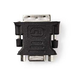 Adattatore video DVI-I 24+5-Pin Maschio VGA Femmina 15p ND231