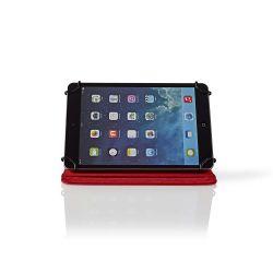 """Custodia pieghevole universale per tablet 7"""" rosso ND9560"""