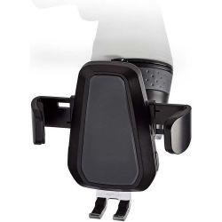 Caricabatteria da auto wireless 2A 10W con funzione di chiusura automatica Nero ND9665