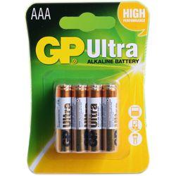 Batterie Ultra Alcaline 8x 24AU 1.5V LR03 AAA Batteria monouso WB638
