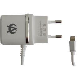 Alimentatore caricabatterie USB Lightning 1xUSB 1m WB834
