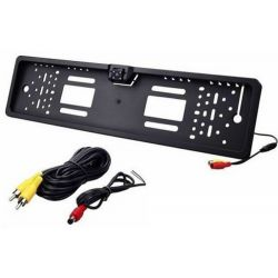License plate holder with car camera WB870
