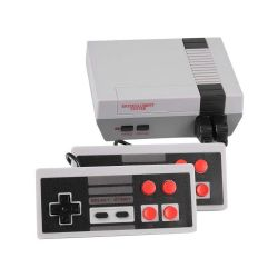 Mini retro game console with 620 built-in games WB230