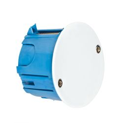 Distribution box for drywall diameter 80mm Elmark EL3072