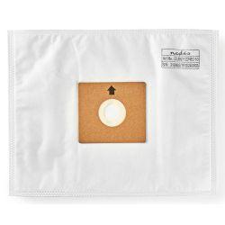 Sacchetto per aspirapolvere 10pz Sintetico/Cartone ND2812