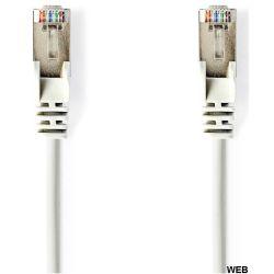 Network cable Cat 5e S / UTP RJ45 (8P8C) male 50cm ND9213