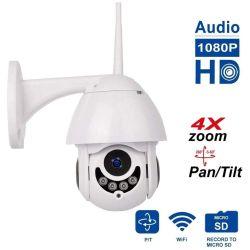 Telecamera IP WiFi 1080P full HD IP66 WB1365