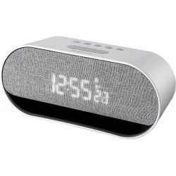 Oregon Scientific CIR600 clock / alarm clock with Bluetooth speaker function WB1525