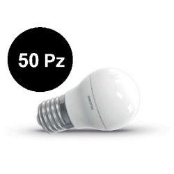 50 Pezzi - Lampada LED G45 4W attacco E27 - luce naturale 5203-50