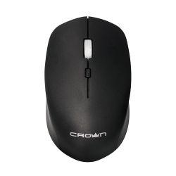 Mouse wireless DPI regolabile 800-1600 nero CrownMicro CMG-X13