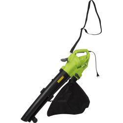 Soffiatore per foglie con sacco di raccolta 3000W  3-in-1  soffiante aspirante e pacciamatura ED3294