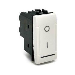 Bipolar switch 16A-250V compatible Living International EL2150