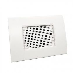 Metal plate 503 with speaker 15W 32Ohm white compatible Living International EL2562