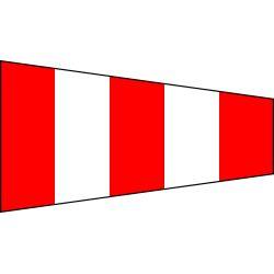 """Pennello Segnalazione Nautica """"Intelligenza"""" 340x100x30cm FLAG251"""