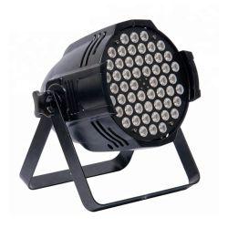Par LED 54x3W RGB 8CH DMX Strobe L018