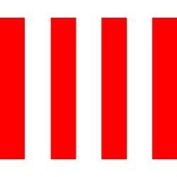 """Bandiera Segnalazione Nautica """"Port"""" 150x180cm FLAG250"""