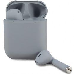 Cuffie auricolari Bluetooth TWS Inpods i12 grigio WB1024