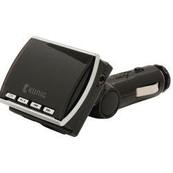 FM Audio Transmitter audio jack 3.5mm / SD / USB Konig WB1305