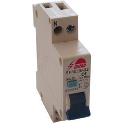 Interruttore magnetotermico differenziale 1P - C16 EL1410