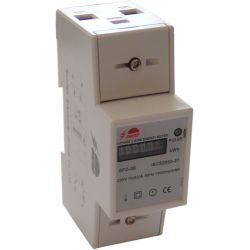 Contatore elettronico monofase SFD-08 EL1900