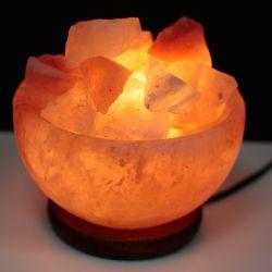 Lampada di sale dell'Hymalaya braciere WB2290