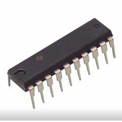 Integrato 74HC377N Flip-flop ottale di tipo D con abilitazione dati Philips C1088