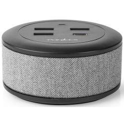 Caricabatterie da muro/scrivania ricarica rapida USB-C™/3xUSB-A 30W 1x3A/3x2.1A ND1261